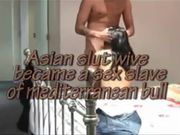 Asian Wife Becomes Sex Partner for a Young Stud